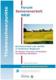 Cover Themenschwerpunkt ländliche Regionen